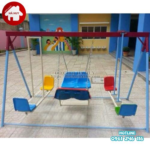 HB4-005-xích đu 3 dạng 8 ghế ngồi