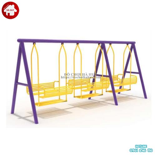 3 mẫu xích đu ghế băng cho khu vui chơi HB4-047
